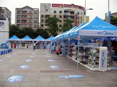 北京厂家销售可印刷户外展销帐篷广告帐篷质量保障