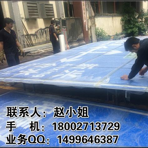 桂丰产品工艺精湛 结构坚固厂家直销交通标志牌价格