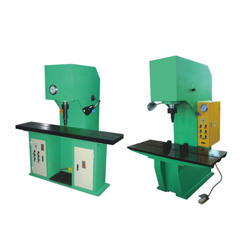厂家直销多功能系列液压校直机单柱小型液压机可订做液压校直机图片