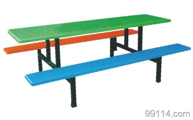 """东莞餐桌椅食堂""""东莞玻璃钢餐桌椅""""东莞不锈钢餐桌椅""""工厂厂家餐桌椅磨石油石150*3015图片"""