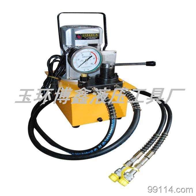液压电动泵 电动泵 电动液压泵ZCB-700D 博鑫电动泵