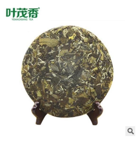 福鼎白茶茶叶 寿眉饼 叶茂香厂家批发散装贡眉 原产地特价 老白茶图片