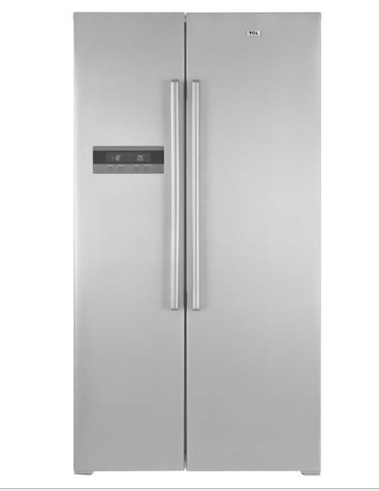 TCL BCD-603WBEX60 603升风冷对开门冰箱(限深圳)