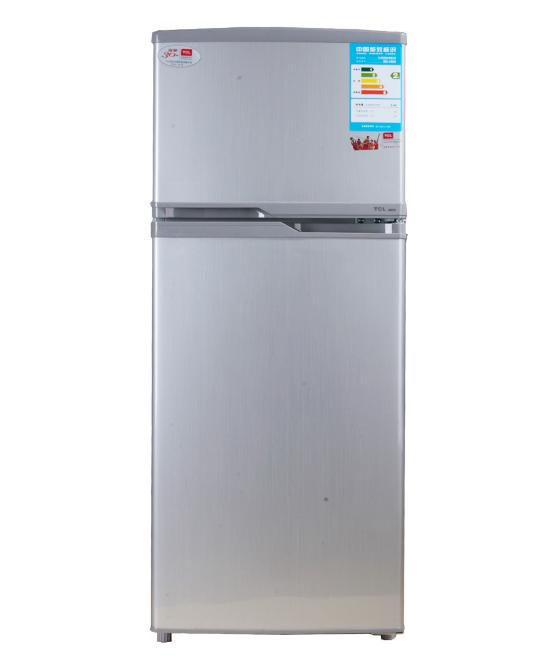 TCL BCD-118KA9 118升双门电冰箱 冷藏冷冻节能