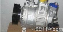 供应奥迪A8L冷气泵,刹车片,减震器,电子扇,原装拆车件