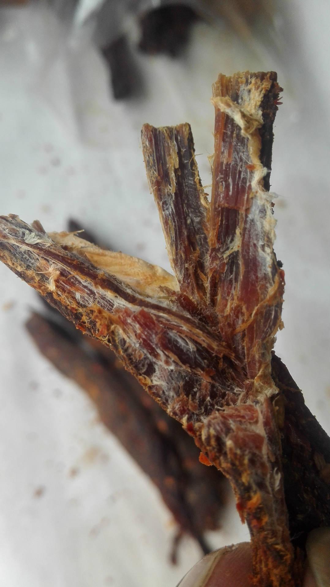 四川海霸王市场批发超干牛肉干散装同款零食环品风干手撕鸭肉干