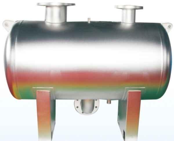 不锈钢蓄水容器