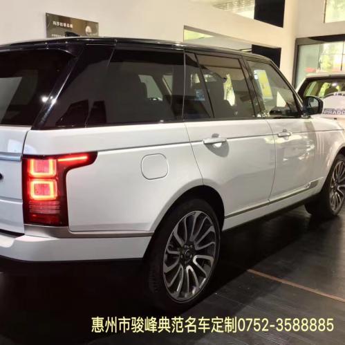 深圳平行进口港口特价促销中路虎揽胜运动现车