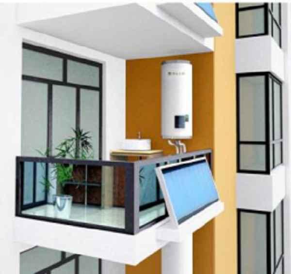 阳台壁挂式太阳能价格