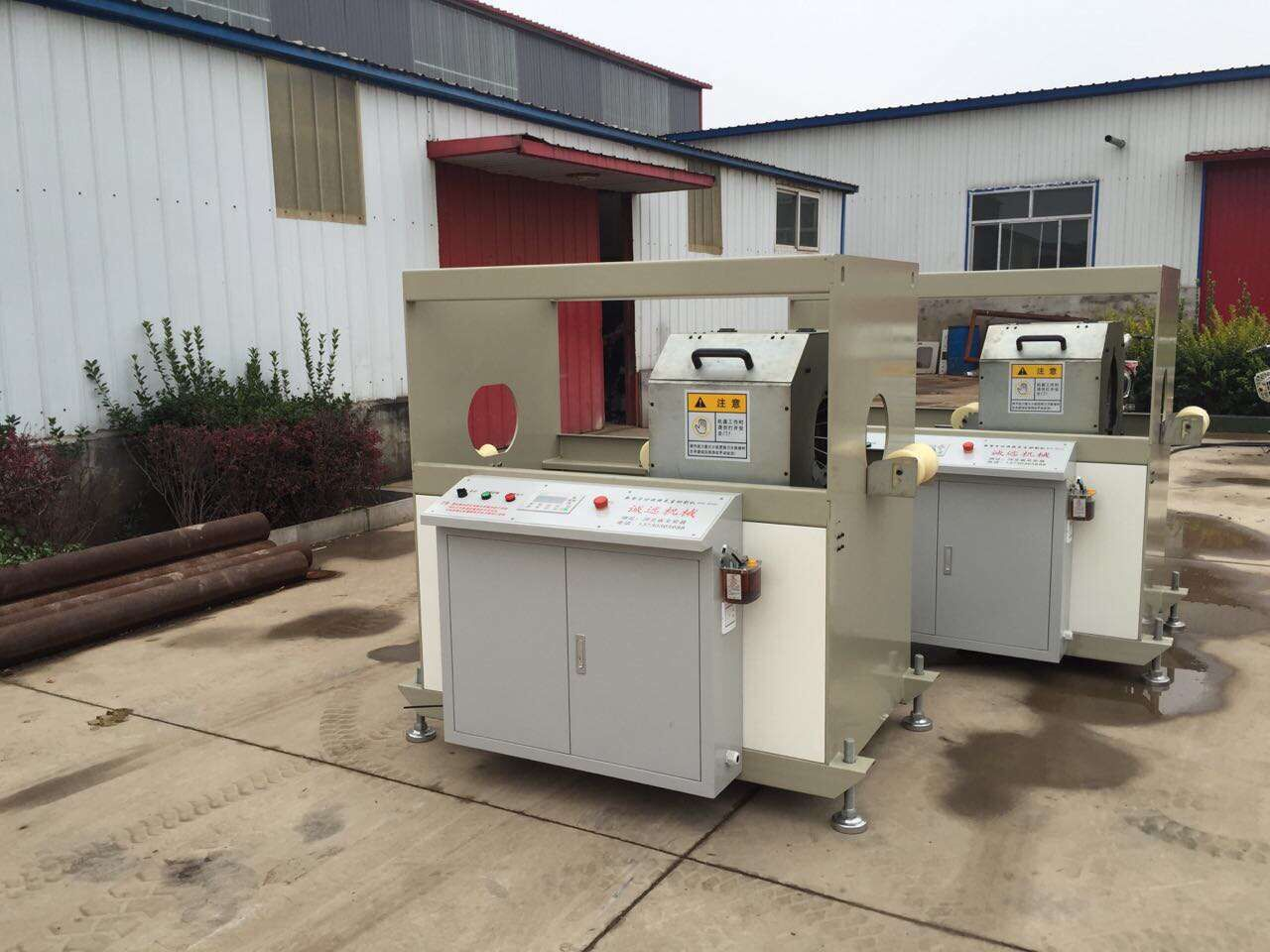 山东pvc管材切割机全自动切割机管材切割机