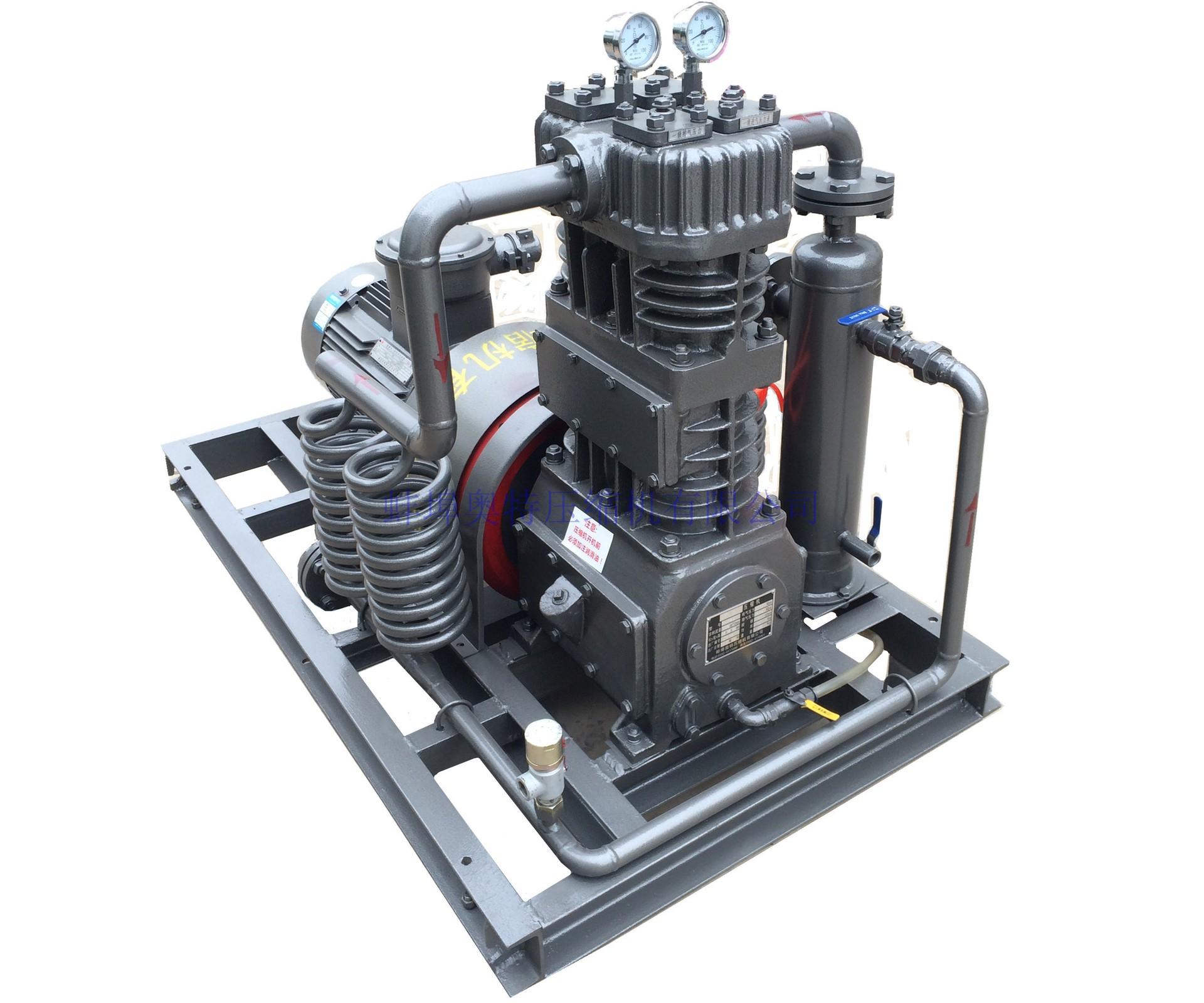 蚌埠奥特-ZW-0.0185-150无油氧气压缩机