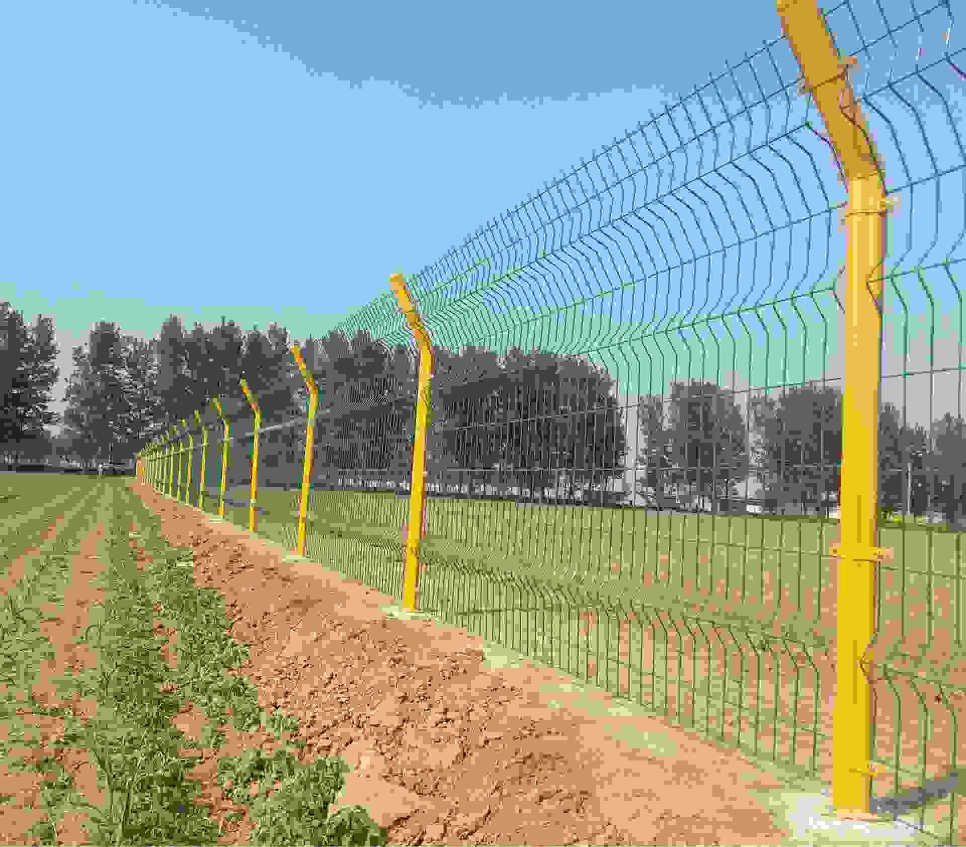 防护网 球场网 体育场护栏网 勾花网