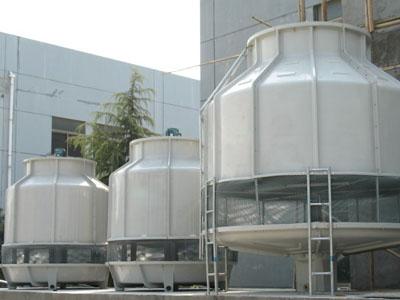 河北圆形逆流式冷却塔批发价格——圆形逆流式冷却塔厂家