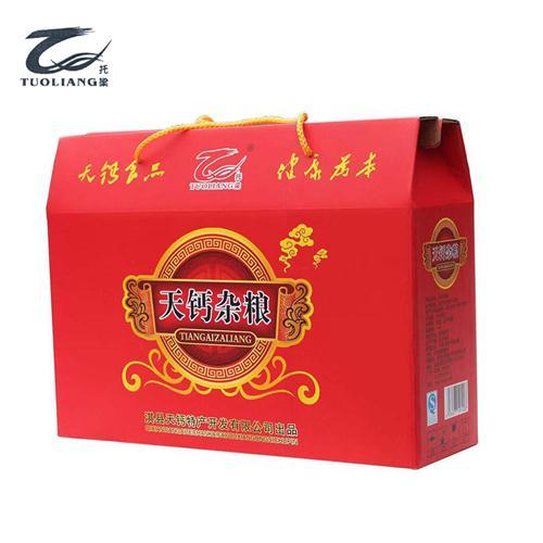 优质杂粮礼盒供应商推荐 香油礼盒