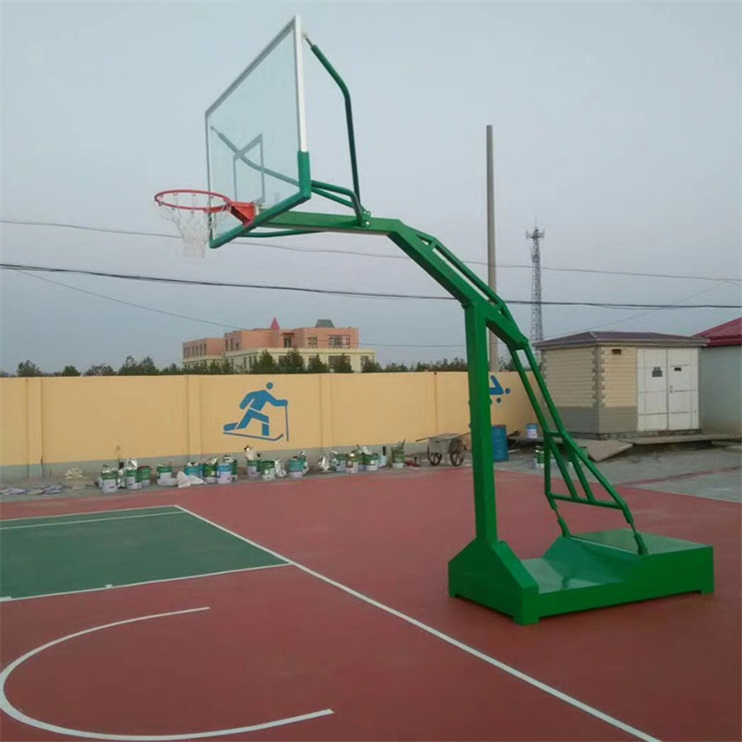 【推薦】滄州具有性價比的籃球架——內蒙中小學籃球架