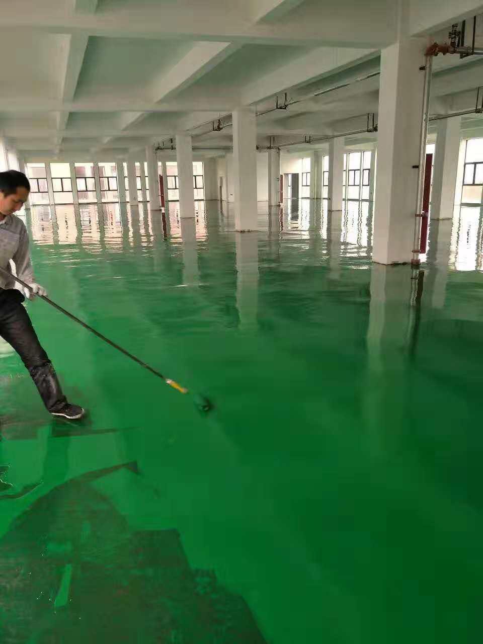 郑州环氧砂浆地坪-哪儿有专业的环氧砂浆地坪施工