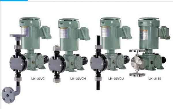 易维奇LK系列机械隔膜计量泵