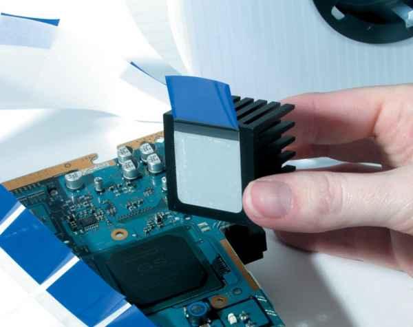 耐高温绝缘导热硅胶片