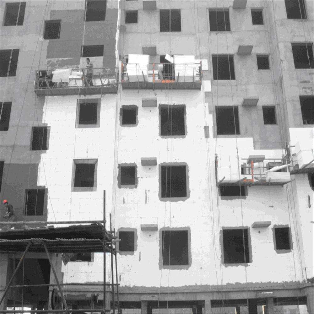 墙体保温施工公司——幕墙清洗工程公司推荐