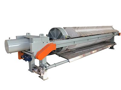 河北全自动压滤机价格-河南好用的800圆型全自动压滤机供应