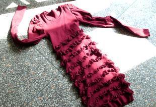 2011最火爆层层裙