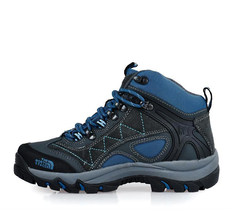 女款户外登山休闲鞋秋冬新款女士户外运动鞋舒适透气I-89911