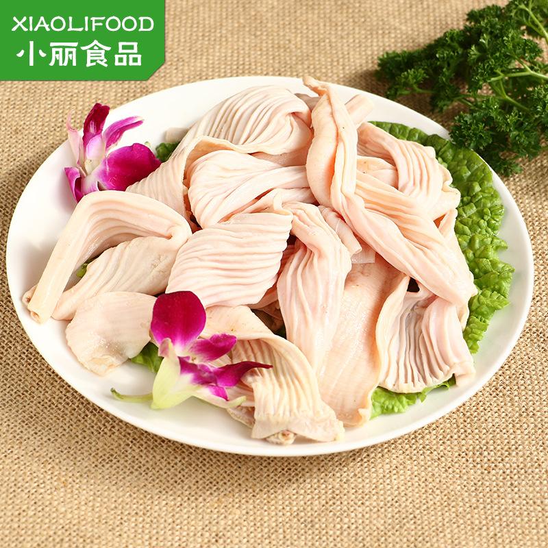 新鲜鸭食带鸭郡把 供应优质新鲜火锅食材必备特色菜品 厂家批发