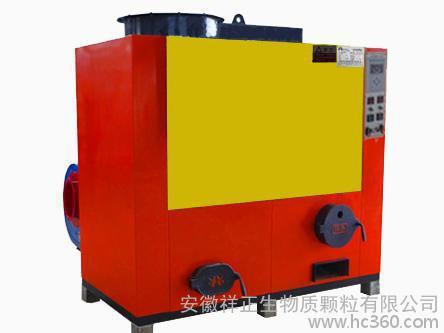 供应安徽祥正中型生物质热水暖风锅炉