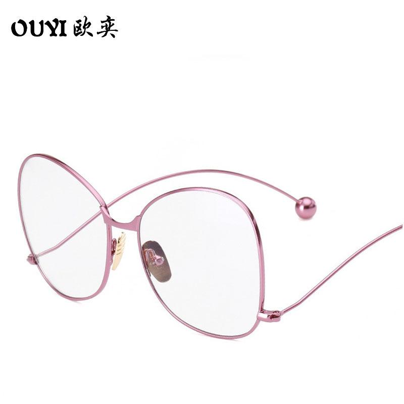 新款赵薇J牌平光镜 爆款杨幂街拍复古眼镜架 蓝膜护目眼镜框架镜