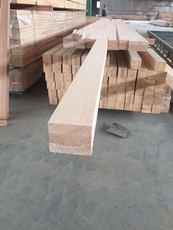 铝包木门窗红橡型材86规格加工定制厂家直销