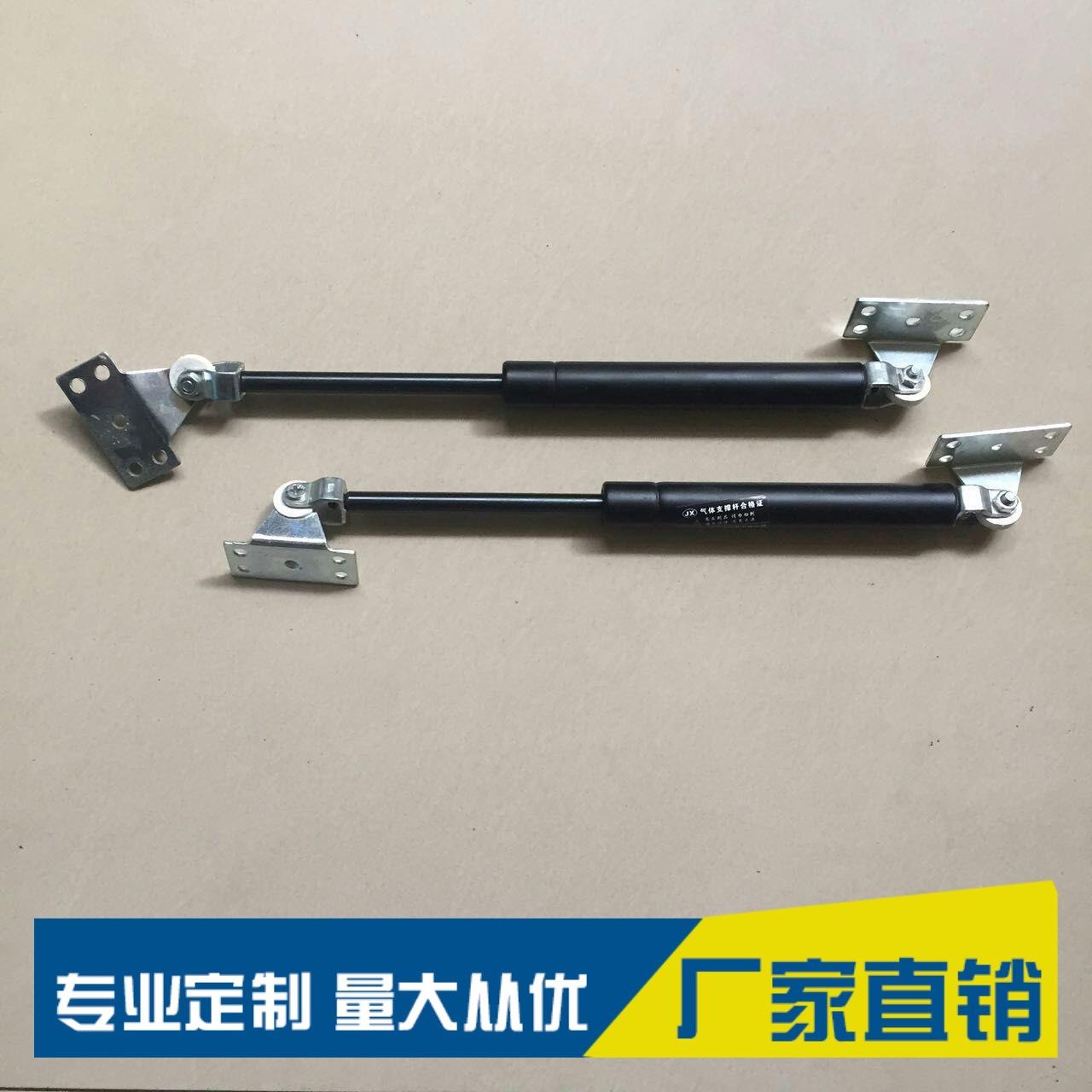厂家直销机动车气体支撑杆专业定制汽车气弹簧床箱气动杆液压杆图片
