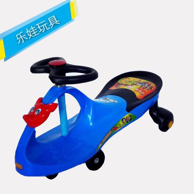 厂家直销15新款卡通小熊儿童扭扭车 可坐儿童摇摆车男女 批发1
