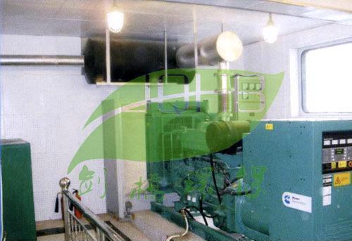 江门东莞佛山设备噪声治理处理设备装置