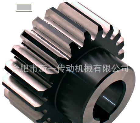 安徽合肥非标外协件 齿轮轴加工 机械配件 数控车镗铣