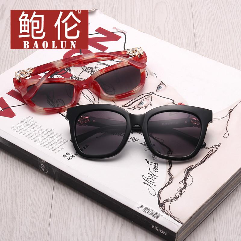 新款精致偏光太阳镜时尚墨镜男女士全框遮阳驾驶眼镜厂家批发8528