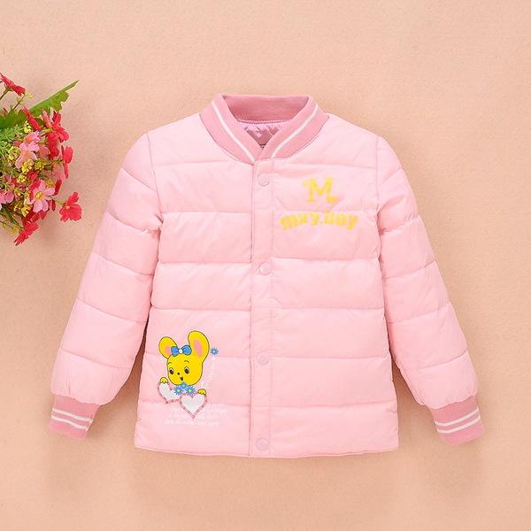 2016新款秋冬童装加厚儿童羽绒服内胆上衣中小女童男童保暖内衣