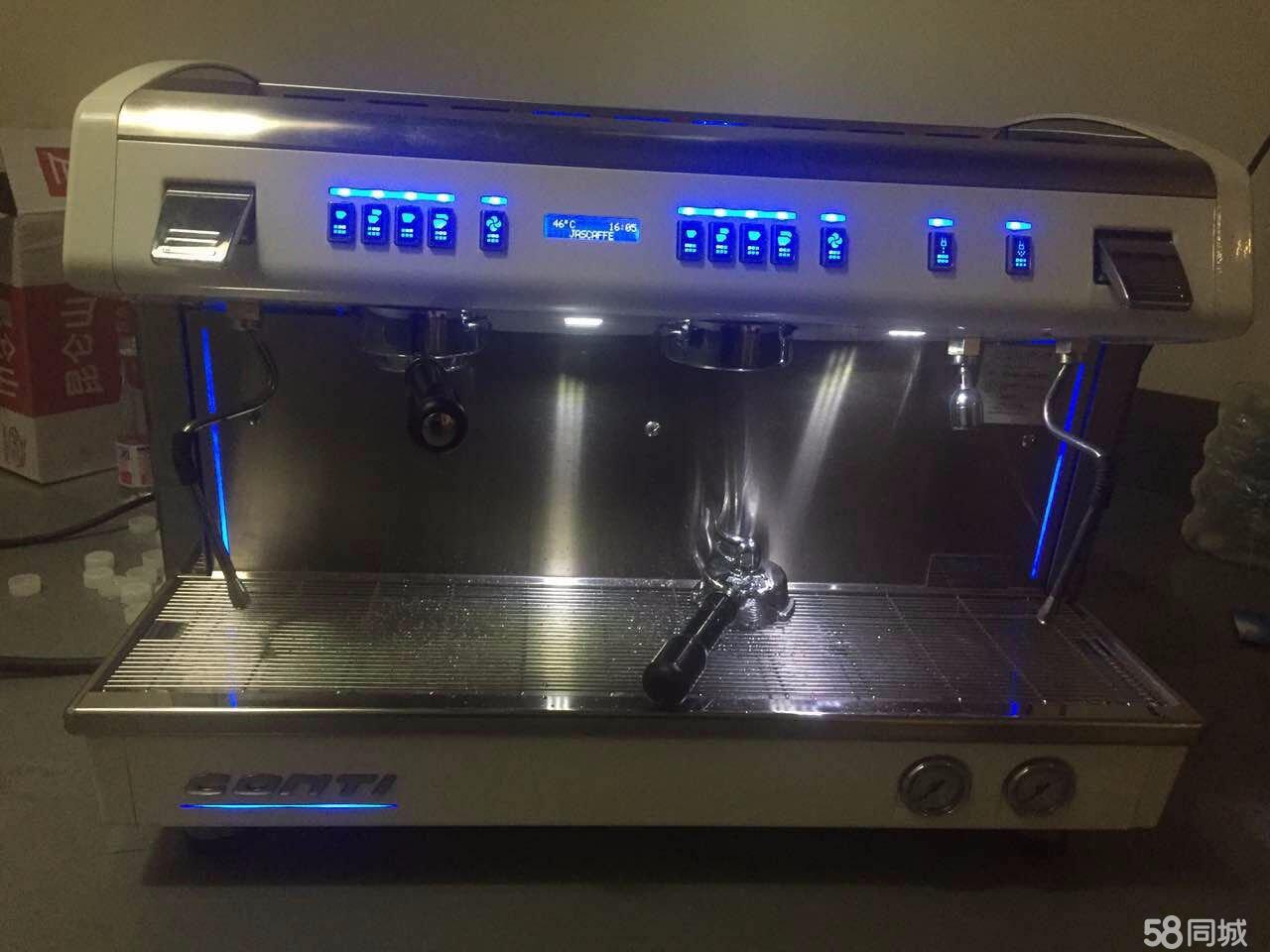 半自動咖啡機回收 咖啡機回收找上海紅河 意大利半自動咖啡回收