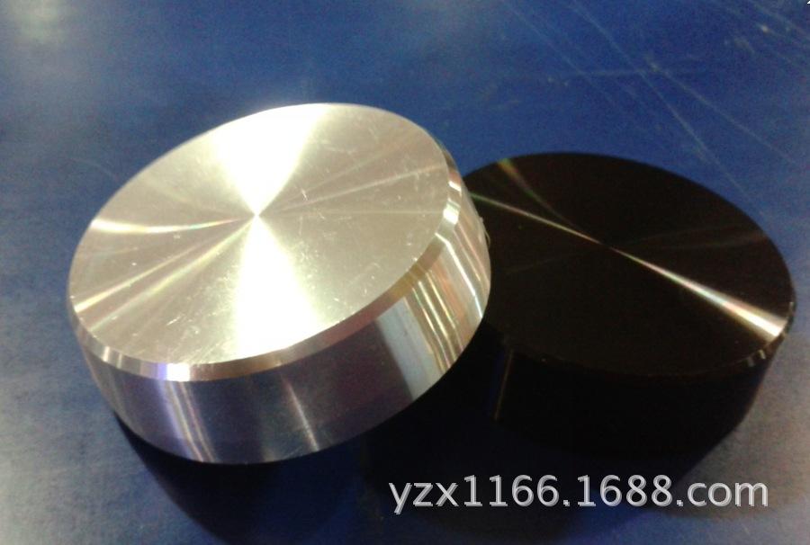 专业生产铝合金旋钮 光身 防滑条纹 电位器 编码器旋钮 30x15