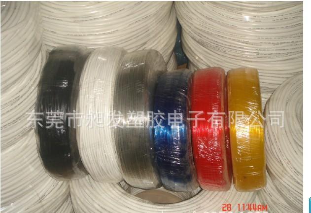 环保黑色PVC套管 UL套管 PVC绝缘套管