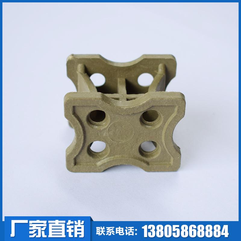 厂家供应大梁垫块 建筑用钢筋垫块 塑料螺栓垫块 马凳支架图片