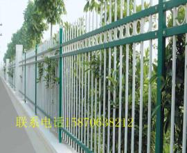 新型组装防盗铁丝网 西湖区风景区围墙栏杆