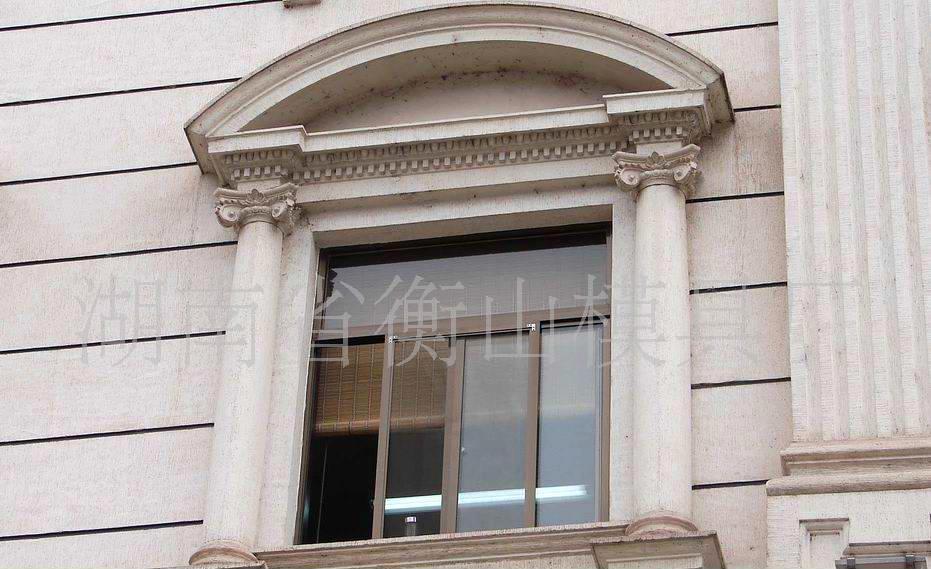 欧式门套窗套檐线罗马柱模具
