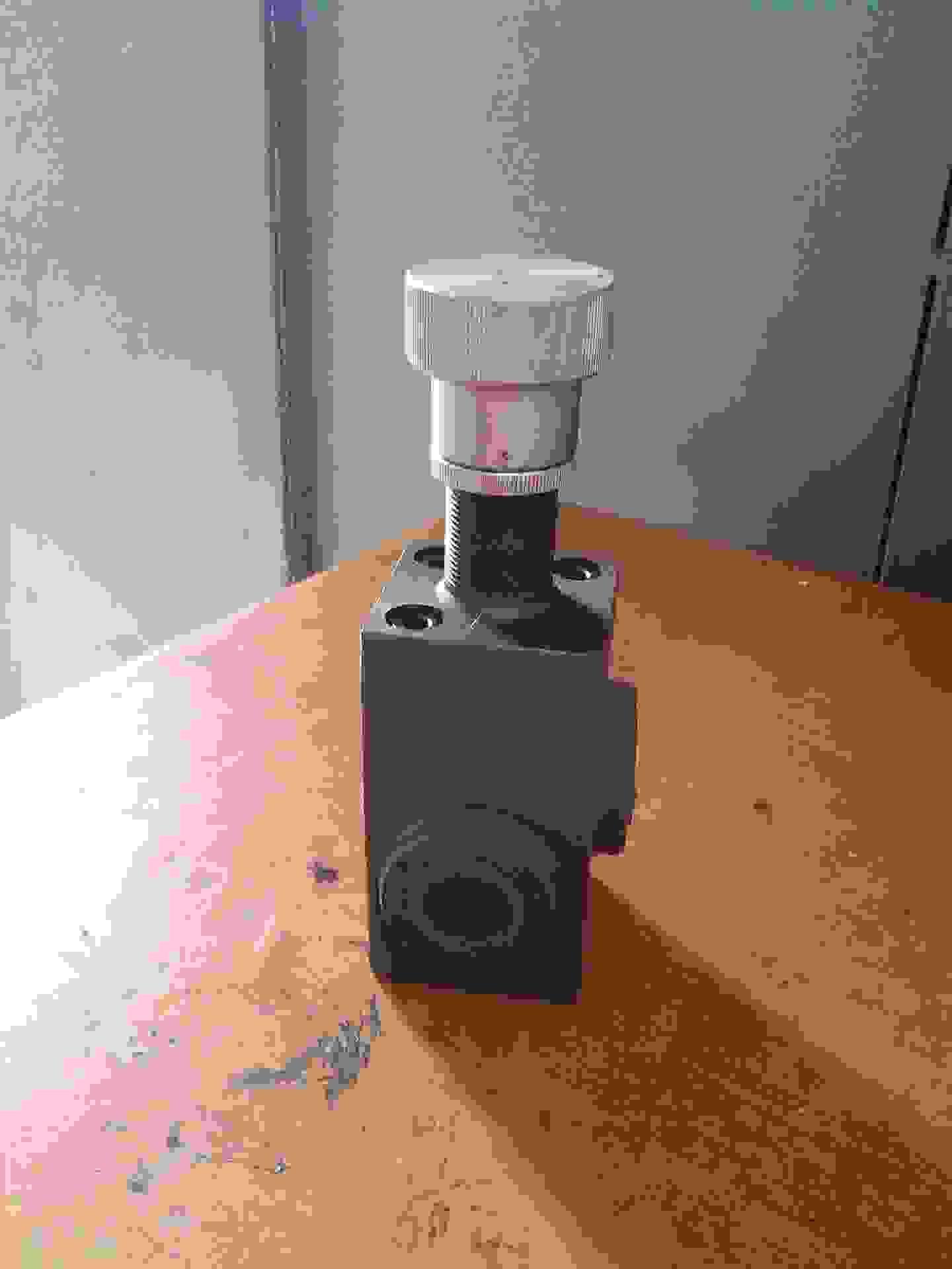 泰州市企业名录 泰兴市华宇摆线油泵厂 产品供应 > 低压溢流阀中压图片