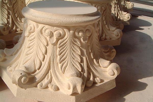 雕塑-玻璃纤维增强水泥产品(GRC)