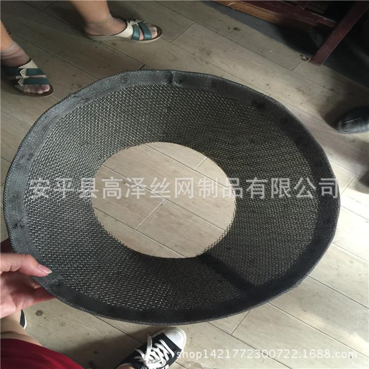 燃气灶用铁铬铝耐高温网  灶头用铁铬铝网