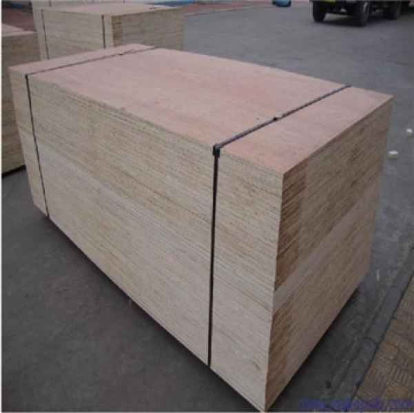 胶合桉树白板生产