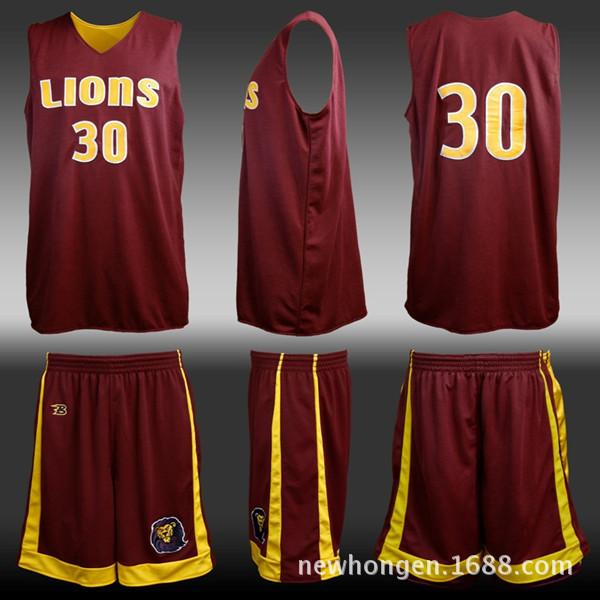 矢量图定做 促销比赛服装 篮球服logo定制 篮球服定做图片
