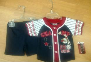 儿童休闲服装代加工 服装加工 服装来料加工 服装来样加工10