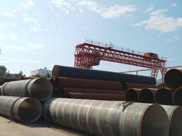防腐螺旋钢管