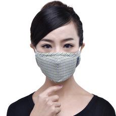 厂家直销 绿之源防雾霾PM2.5活性炭口罩 防护双效滤片防尘口罩